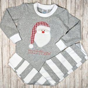 Kids Santa Pajamas - Family Christmas PJs